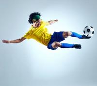 give a kick