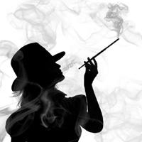 have a smoke